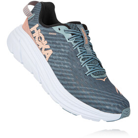 Hoka One One Rincon Shoes Women lead/pink sand